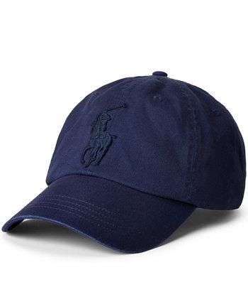Мужская кепка-чинос Big Pony Ralph Lauren