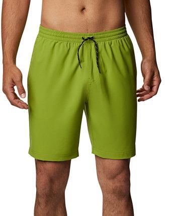 Men's Big & Tall Summertide Quick-Dry Stretch UPF 40 Drawstring Shorts Columbia