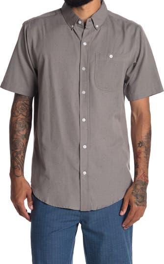 Рубашка с короткими рукавами и пуговицами Na Pali Ezekiel
