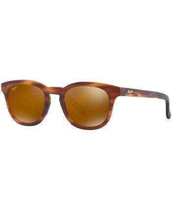 Koko Head Поляризованные солнцезащитные очки, 737 Maui Jim