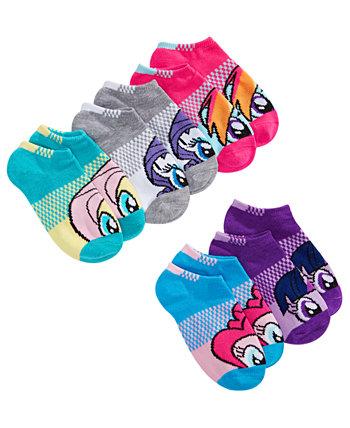 Набор носков для маленьких девочек из 5 пар My Little Pony