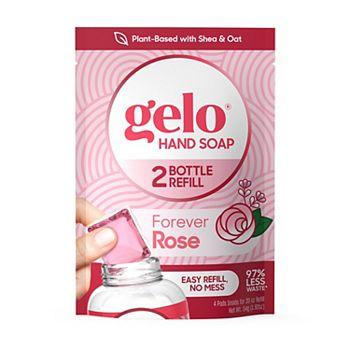 Gelo Foaming Hand Soap - Forever Rose, 20 fl oz Gelo