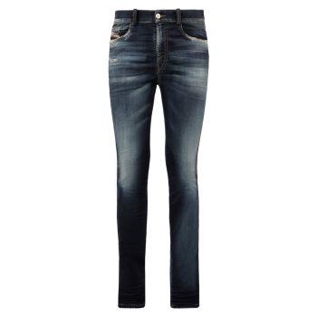 Узкие прямые прямые джинсы Krooley Diesel