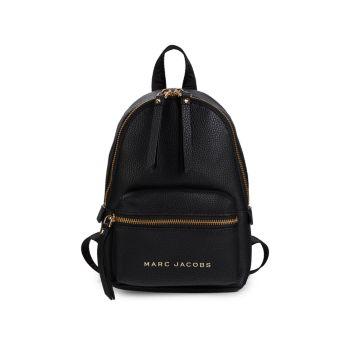 Миниатюрный кожаный рюкзак Marc Jacobs