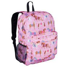 "Girls Wildkin Horses 16"" Inch Backpack Wildkin"