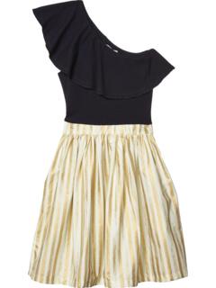 California Girl Dress (Большие дети) Fiveloaves twofish