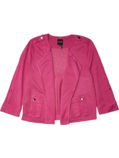 Большой размер в летной куртке NIC+ZOE