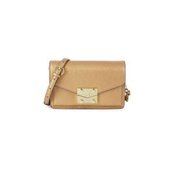 Corinne Faux Leather Crossbody Bag Karl Lagerfeld Paris