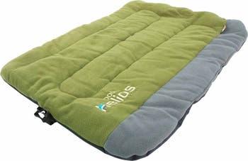 Средне-оливково-зеленая / серая кровать для собак Combat-Terrain Pet Life