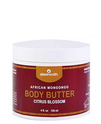 Масло для тела с цветком цитрусовых, 4 унции Zion Health
