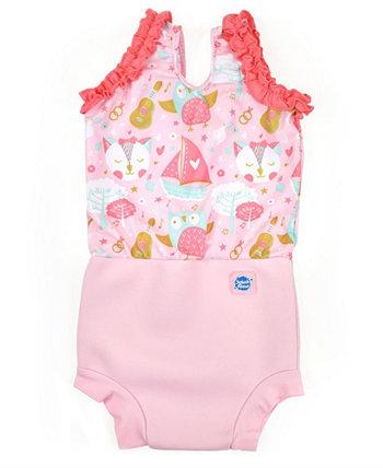 Купальник с подгузником и пеленкой для малышей Splash About