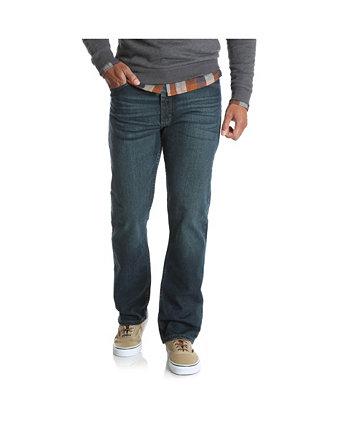 Мужские джинсы стандартного кроя с 5 карманами Wrangler