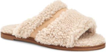 Тапочки из натуральной овчины Alina Aquatalia