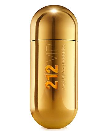 212 VIP Eau de Parfum Spray, 2,7 унции. Carolina Herrera