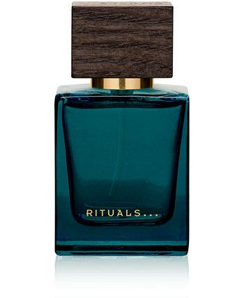 Мужской спрей для путешествий Bleu Byzantin Eau de Parfum, 0,51 унции. RITUALS