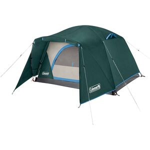 Coleman Skydome Fullfly Vest Tent: 2-Person 3-Season Coleman