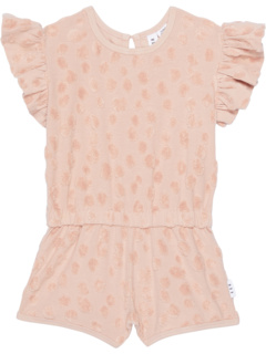 Комбинезон с короткими оборками и шортами Rose Animal (для младенцев / малышей) HUXBABY
