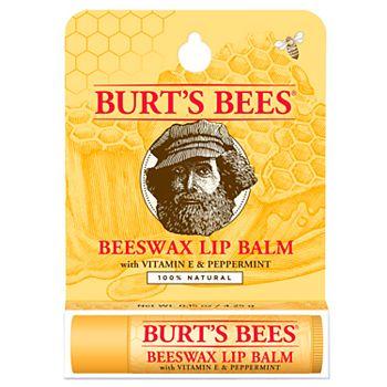 Бальзам для губ с пчелиным воском Burt's Bees BURT'S BEES
