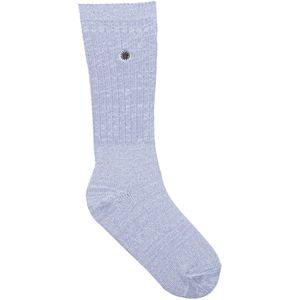 Вязаные носки с напуском UGG в рубчик UGG