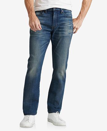 Мужские прямые джинсы 410 Slim Coolmax Lucky Brand