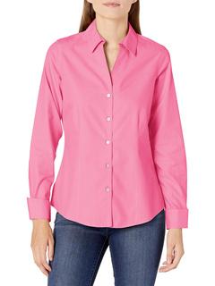 Рубашка Lauren Pinpoint Ls без железа FOXCROFT