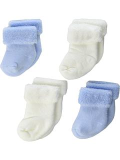 Поворотная манжета, 4 шт (младенец) Jefferies Socks