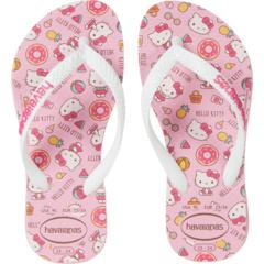 Slim Hello Kitty (Малыш / Маленький ребенок / Большой ребенок) Havaianas Kids
