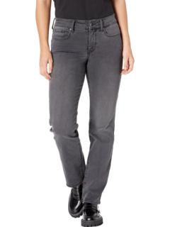 Прямые джинсы Petite Marilyn с позолотой NYDJ Petite