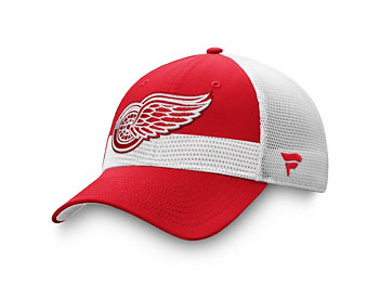 Кепка Detroit Red Wings 2020 Draft Trucker Authentic NHL Headwear