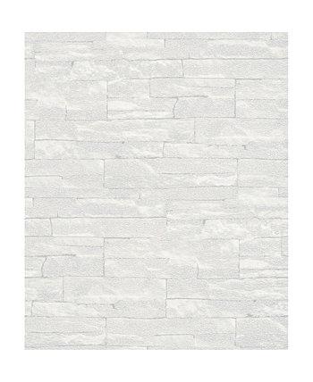 """20,5 """"x 396"""" обои Rheta Stone Marburg"""