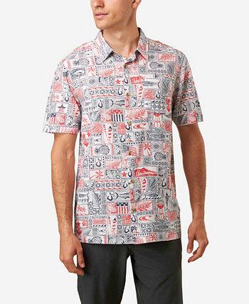 Мужская рубашка Americana Jack O'Neill