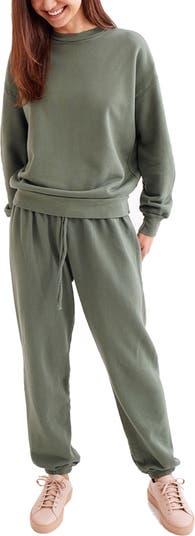 Махровые спортивные штаны свободного кроя Goodlife