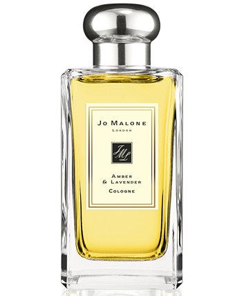 Amber & Lavender Cologne, 3,4 унции Jo Malone London