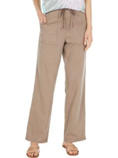 Носимые брюки из хлопка и льна 224 XCVI