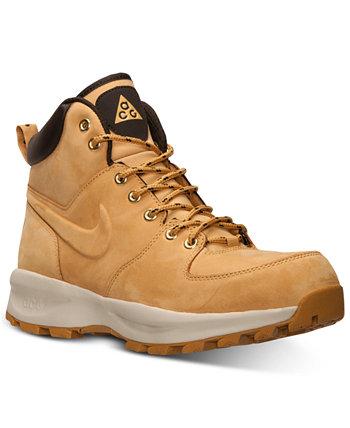 Мужские кожаные ботинки Manoa от Finish Line Nike