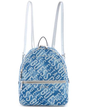 Большой рюкзак Manhattan GUESS