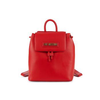 Рюкзак с логотипом LOVE Moschino