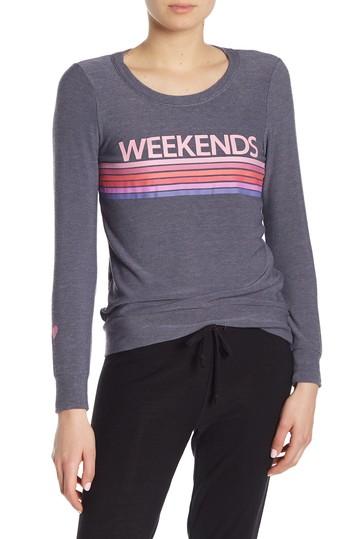 Пуловеры с длинными рукавами Chaser