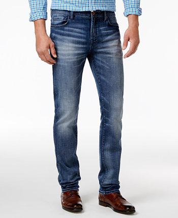 Мужские джинсы стрейч Hixson прямого кроя William Rast