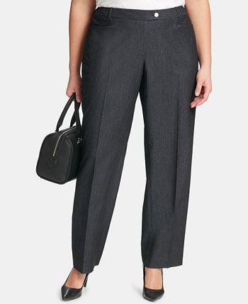 Модные брюки плюс размер Calvin Klein