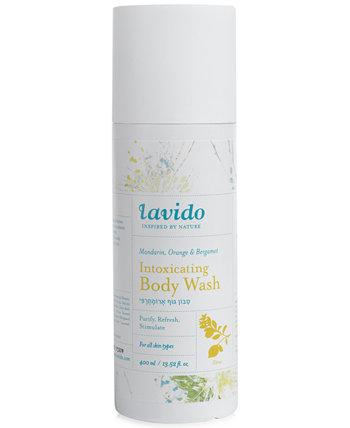 Опьяняющее мыло для тела - мандарин, апельсин и бергамот, 13,52 унции. Lavido