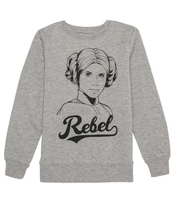 Толстовка для больших девочек Princess Rebel Disney