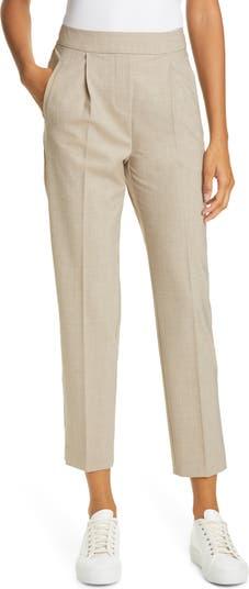 Атласные брюки с металлическими полосками по бокам Jay REISS