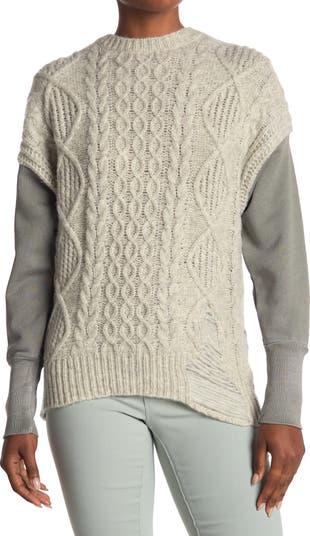 Вязаный вязаный свитер Nico NSF CLOTHING