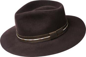 Шляпа Delmark Fedora BAILEY