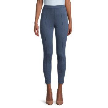 Укороченные брюки-понте St. John