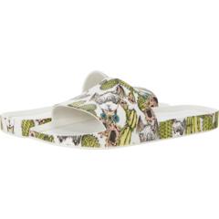 Beach Slide 3DB IV A Melissa Shoes