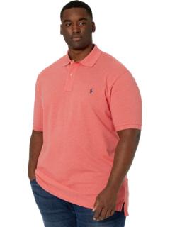 Классическая спортивная футболка-поло с длинными рукавами Big & Tall Ralph Lauren