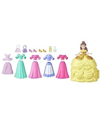 Маленькая кукла Belle Fashion Collection Set Disney Princess