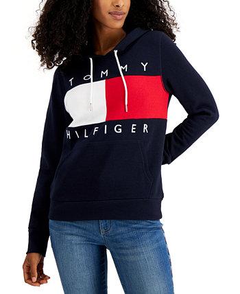 Худи с графическим логотипом Tommy Hilfiger